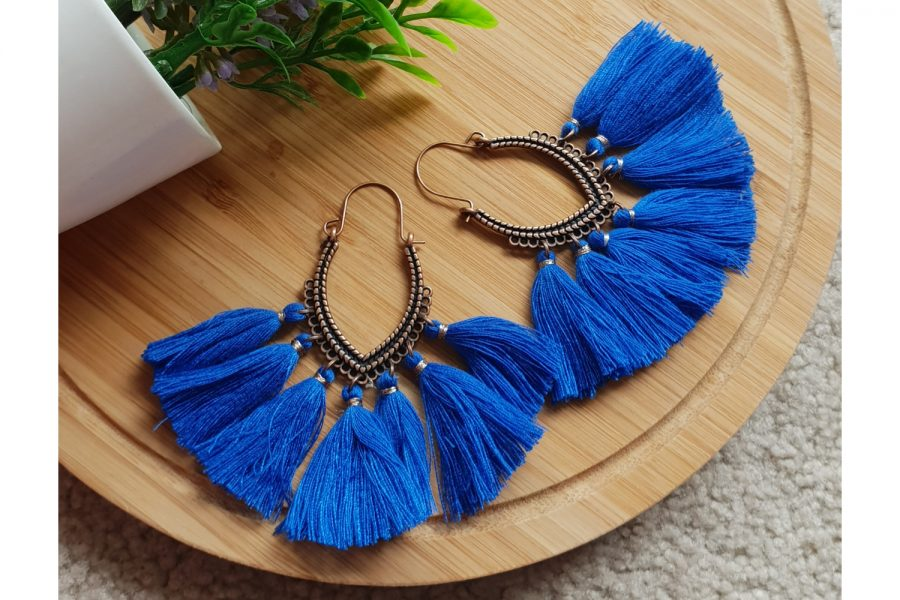 Vintage Boho Style Earrings
