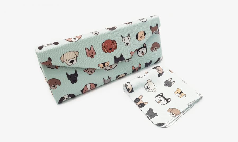 all dogs folding case profile
