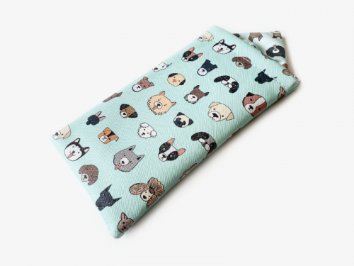 all dogs soft case profile
