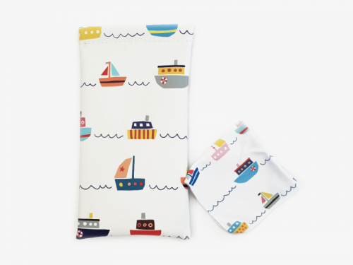 smooth sailing soft case front
