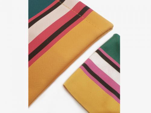 Stripes Soft Case Closeup