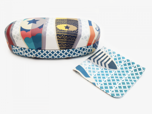 surfing sunglasses case front