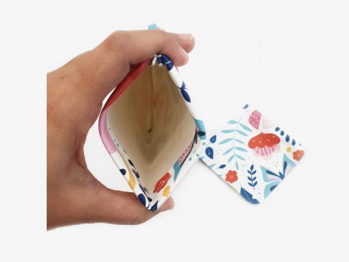 into the jungle soft pouch case open