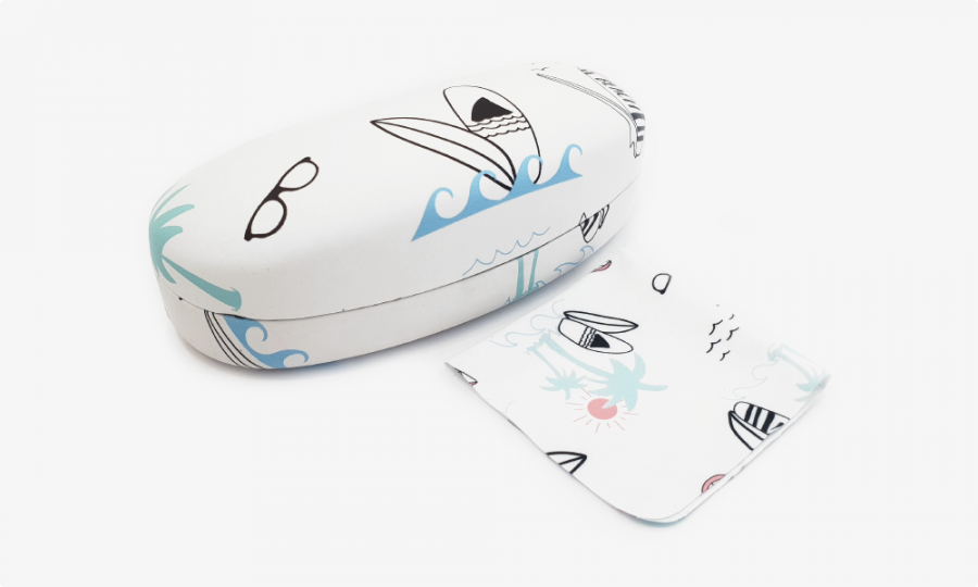 vitamin sea sunglasses case profile